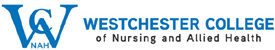 Westchester college of nursing and allied health logo